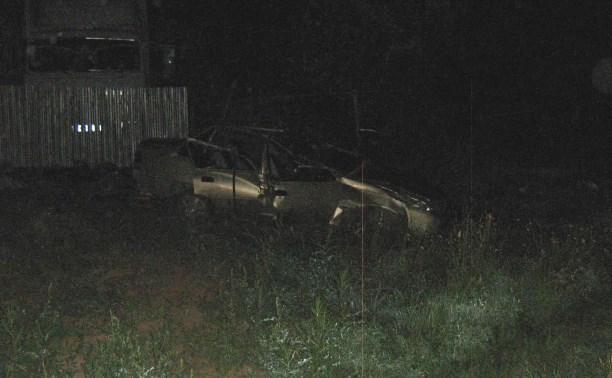 В аварии в Куркино погиб водитель «Дэу»