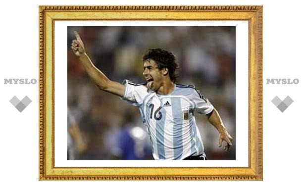 Сборная Аргентины разгромила США на Кубке Америки