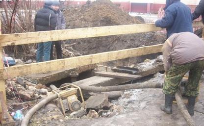Водоснабжение в Кимовске восстановлено досрочно