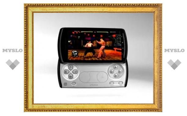 "Sony Ericsson показала ""PlayStation-смартфон"""