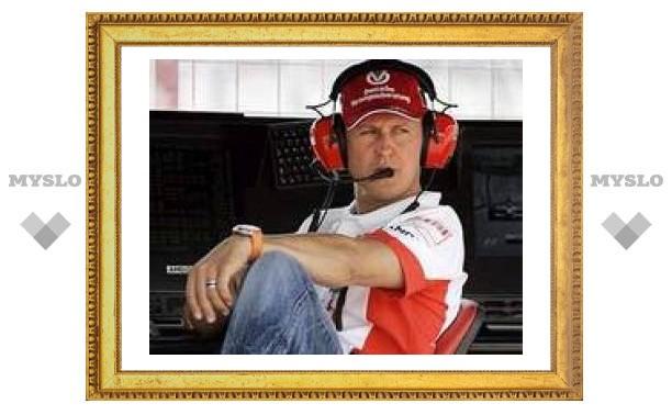 Михаэль Шумахер вернется в гонки в конце сезона