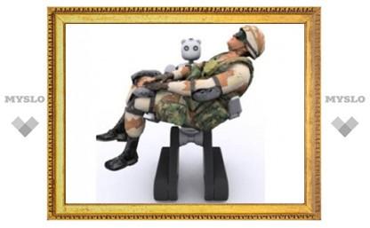 Пентагон объявил конкурс на разработку робота для эвакуации раненых с поля боя