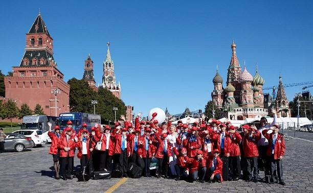 Туляки – участники фестиваля «Спасская башня детям»: «Мы выступили достойно!»