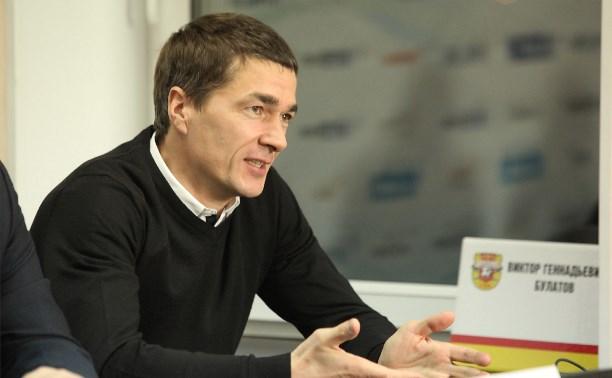 Виктор Булатов: «Главный наш ресурс – временной отрезок на подготовку»