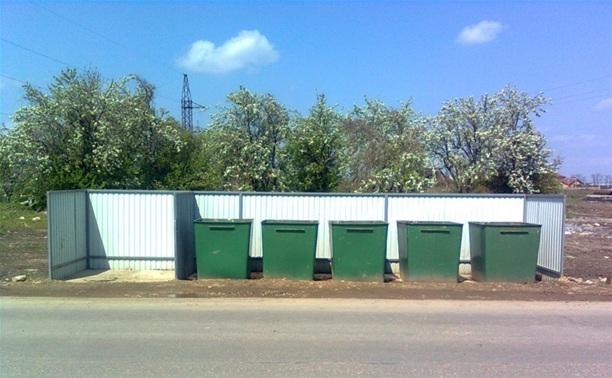 Мусорные контейнеры с улиц переедут во дворы