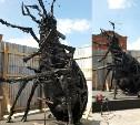 27 мая в Туле состоится открытие скульптуры «блоха-киборг»