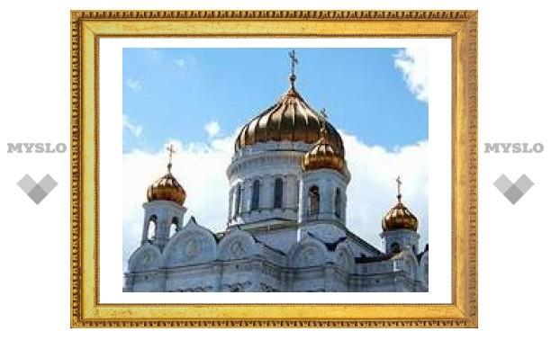 Отпевание Бориса Ельцина возглавят три митрополита