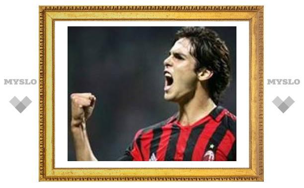 Список самых высокооплачиваемых футболистов мира возглавил Кака