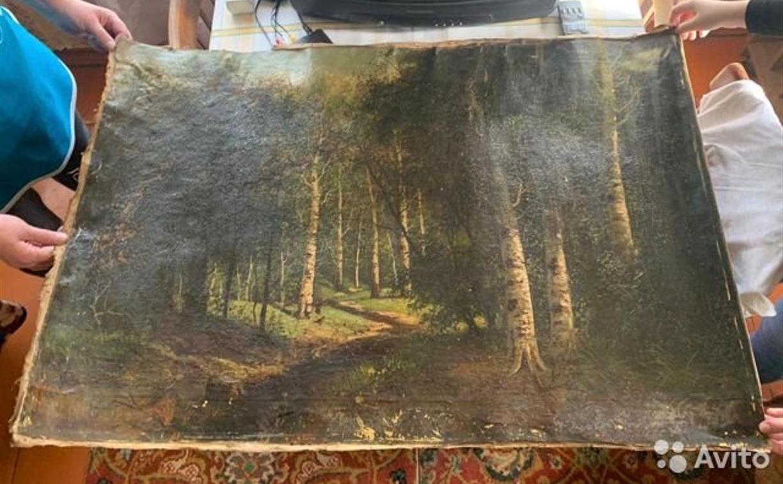 «Березки» за миллион: в Тульской области аферисты пытались продать картину, якобы написанную Шишкиным