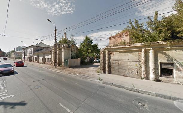 На улице Металлистов не будет офисных зданий