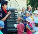 Инспекторы ГИБДД провели в тульском парке День светофора