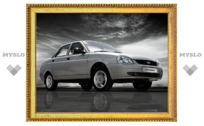Двухтопливная Lada Priora будет дороже бензиновой на 40 тысяч рублей