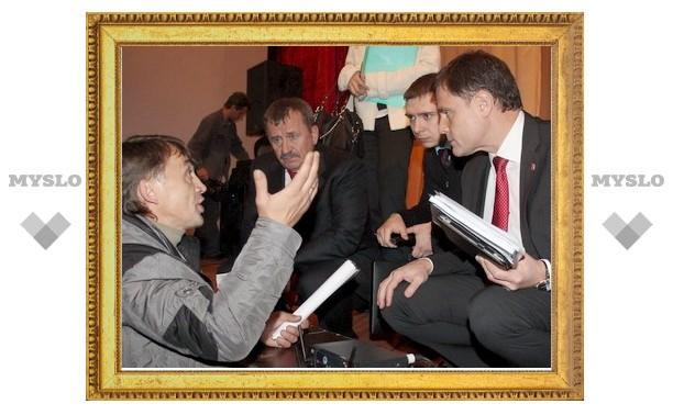 Владимир Груздев посетит Киреевский и Богородицкий район