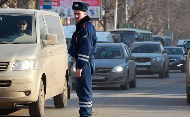 В Туле, Щекино и Ясногорске пройдут рейды ГИБДД