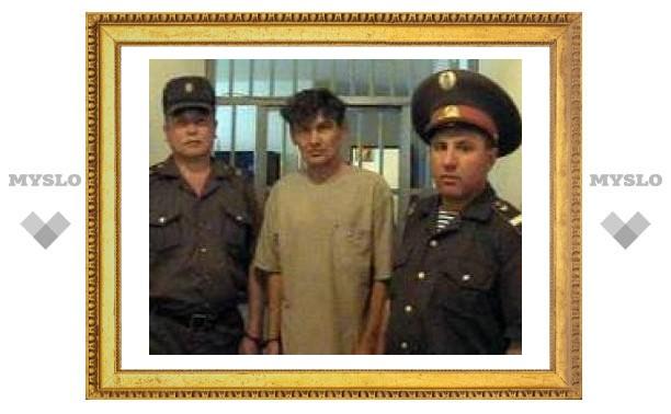 Под Тулой задержали гастролера из Калуги