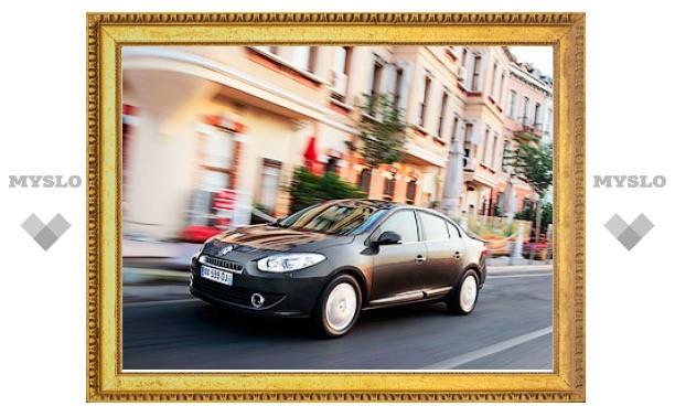 Новый седан Renault появится в России 1 апреля