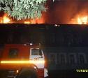 В пожаре на ул. Каминского погиб мужчина