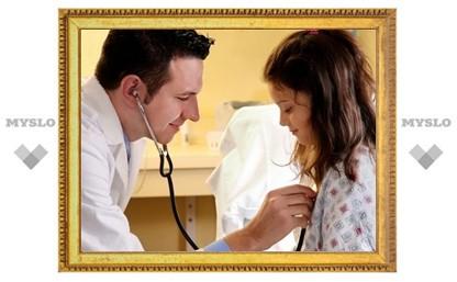 Тулякам окажут бесплатную медицинскую помощь