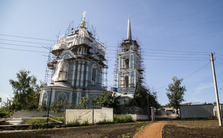 Смотровая площадка, художественный музей и арт-квартал: как продвигается благоустройство Крапивны