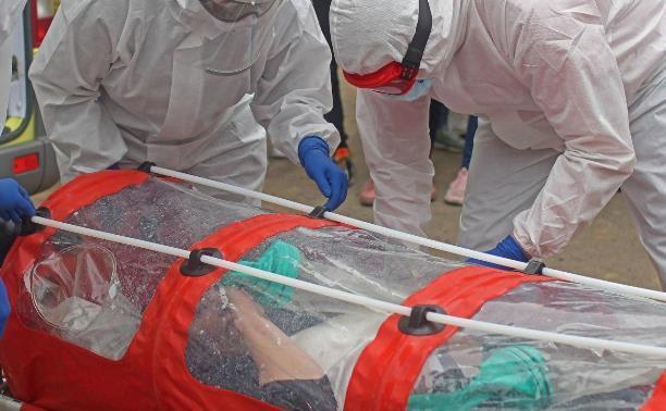 В Тульской области 59 новых случаев коронавируса
