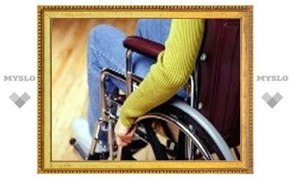 В Туле дети-инвалиды показали свои возможности