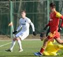 Молодежка «Арсенала» сыграла вничью с «Краснодаром»