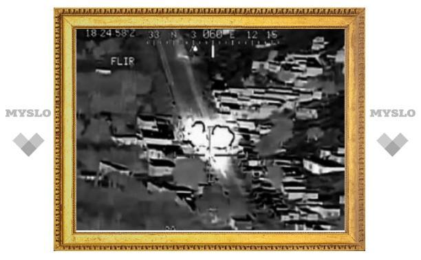 Американский пилот расстрелял афганцев с песней