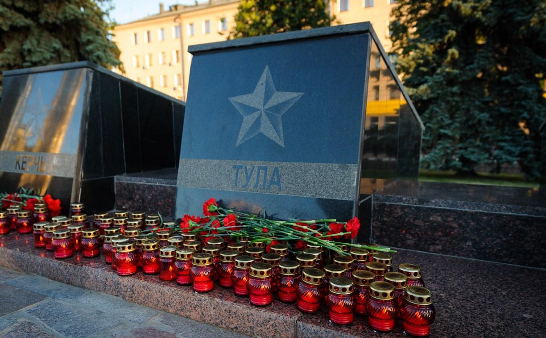 В Туле прошла Всероссийская акция «Свеча памяти»: фоторепортаж