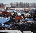Коммунальную аварию в Пролетарском округе ликвидировали