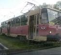 В Туле трамвай сошёл с рельсов