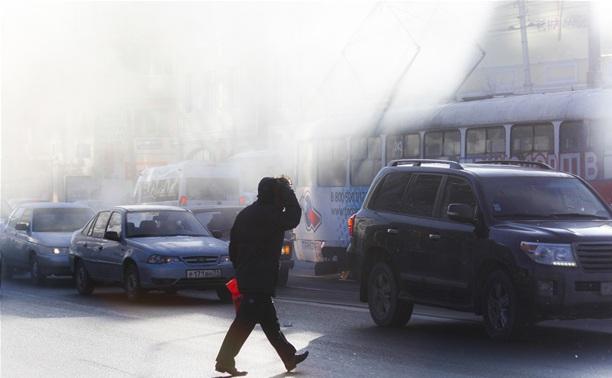 Общественный транспорт в Туле ходит без перебоев