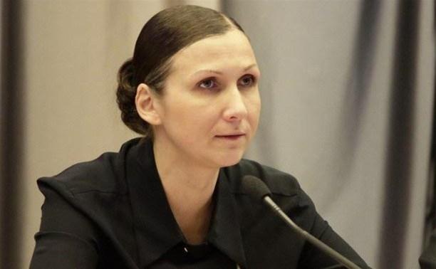 Юлия Марьясова подала в отставку