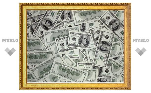 Доллар начал неделю с роста на 37 копеек