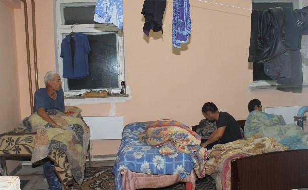 В Туле полиция проводит рейды по выявлению нелегальных мигрантов