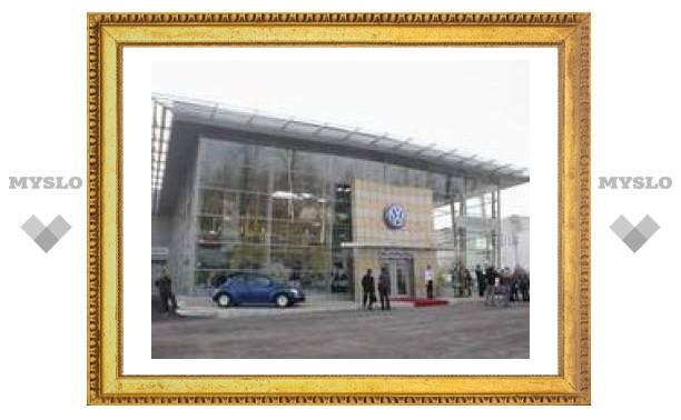 В Туле открылся новый автосалон Volkswagen