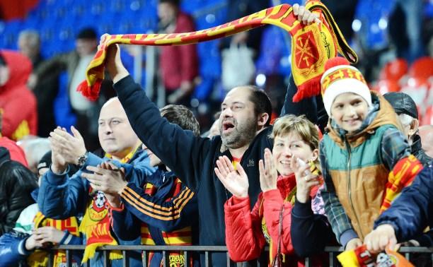 С 28 апреля стартует продажа билетов на матч «Арсенал» – «КамАЗ»