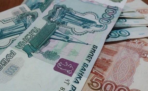 С «Щёкинской управляющей компании»  взыскали 239 тысяч рублей долга по зарплате