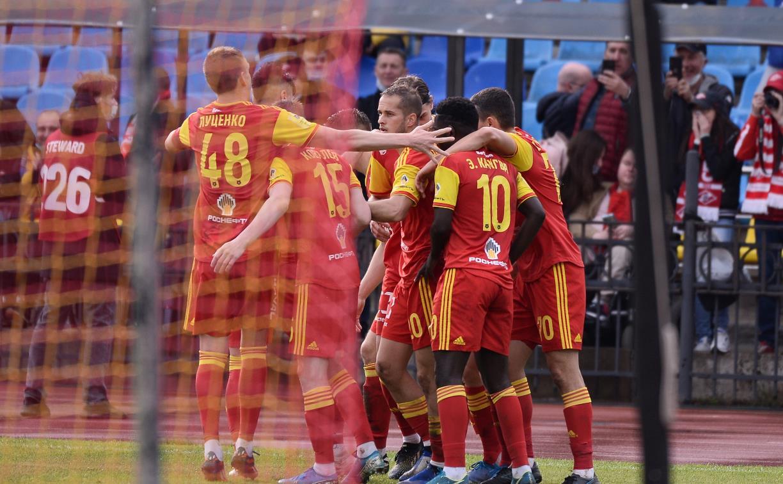 «Спартак» обыграл «Арсенал» в Туле – 2:1