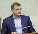Алексея Дюмина расстроило состояние катка на главной площади Тулы