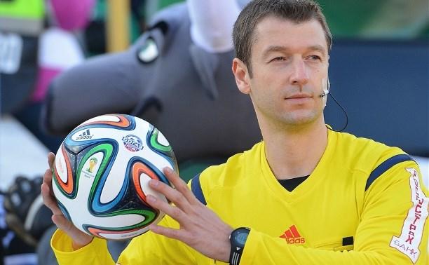 «Краснодар» и «Арсенал» рассудит арбитр из Москвы