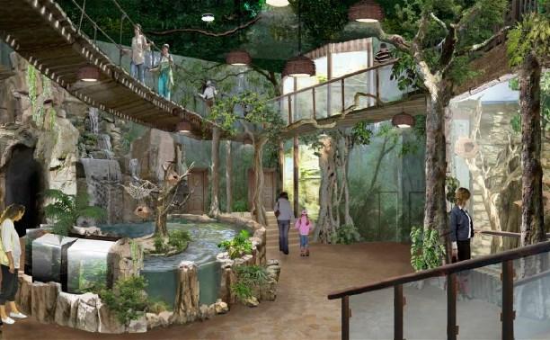Каким будет новое здание тульского зооэкзотариума
