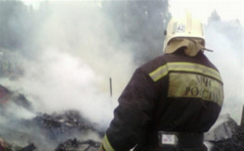 В Ревякино 8 сентября произошел пожар
