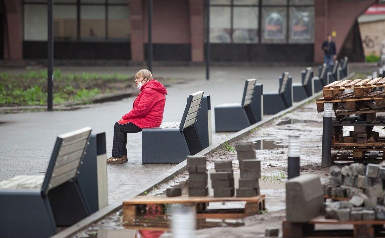 Благоустройство площади перед главпочтамтом в Туле: подрядчик сидит, но дело его живет?