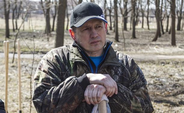Авилов предложил установить в березовой роще камеры видеонаблюдения