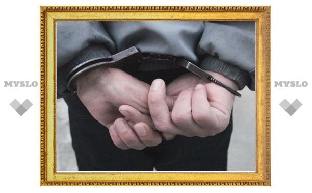 Преступники, ограбившие коттедж под Тулой, задержаны в Московской области