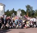 Тульское УГИБДД устроило праздник для детей