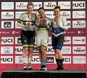 Тулячка Анастасия Войнова завоевала бронзу на Кубке мира по велоспорту