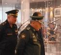 Замминистра обороны РФ оценил экспозицию Тульского музея оружия