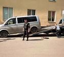 В Туле должник «спрятал» микроавтобус, отдав его в аренду