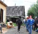 29 июня в Плеханово снесли 10 домов